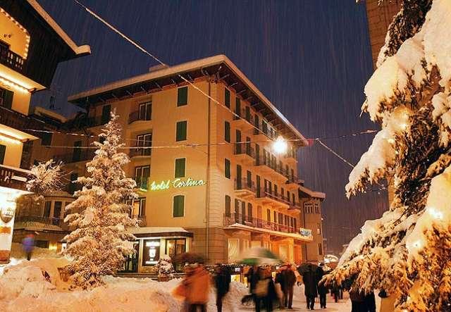 Cortina 4 Cortina D Ampezzo Cazare La Cortina 4 Cortina D Ampezzo