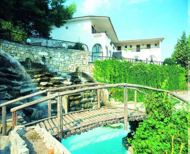 Hotel Macedonia Sun 3*, resort Kallithea, описание отеля Македониа Сан 3*, курорт Калифеа, Греция - цены на путевки, спецпредлож