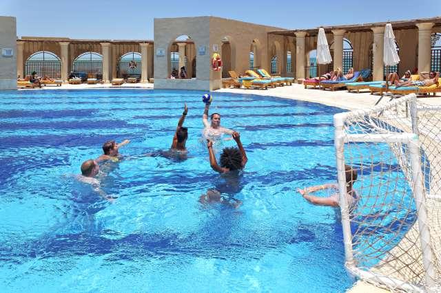 EGIPT - EL- GOUNA -THREE CORNERS OCEAN VIEW 4 * ALL INCLUSIVE- 7 NOPTI , AVION , TAXA DE AEROPORT -INCLUSA , ASIGURARE INCLUSA