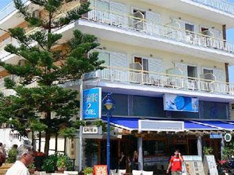 Hotel SimOtel Halkidiki Grecia Sejur