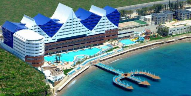 ANTALYA Deals - ORANGE COUNTY RESORT HOTEL ALANYA 5* ULTRA ALL INCLUSIVE! Charter Tarom Toate Taxele Incluse!