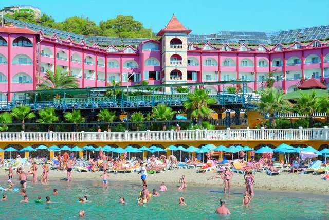 ANTALYA Best Deals 5***** ALL INCLUSIVE LUNA IUNIE! Charter direct Toate Taxele Incluse!
