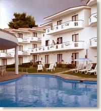 Sejur individuali early booking 2018 Halkidiki Hotel Dolphin Beach