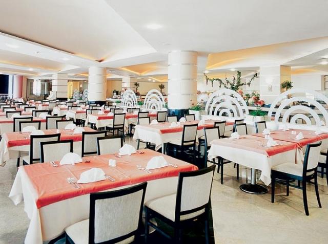 HOTEL KIRMAN ARYCANDA DELUXE  5* UAI AVION SI TAXE INCLUSE TARIF 650 EUR