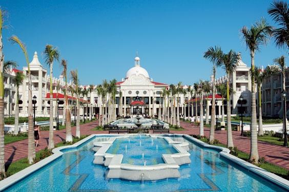 Riu Palace Riviera Maya 5 Cancun Cazare La Riu Palace
