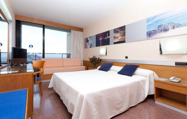 Benidorm - Spania - Avion/Taxe/Transfer/7 nopti - Pensiune completa  - Hotel Gran Bali 4*