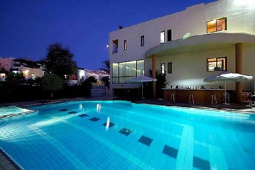 OFERTA EARLY BOOKING HOTEL YAKITNHOS 3*  !