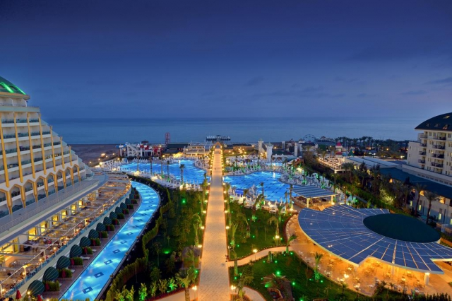 1 Decembrie in ANTALYA - DELPHIN IMPERIAL 5***** ULTRA ALL INCLUSIVE - Charter din Bucuresti, TAXE INCLUSE !