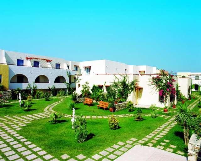 Отель Gaia Village 3*, Кос, Греция