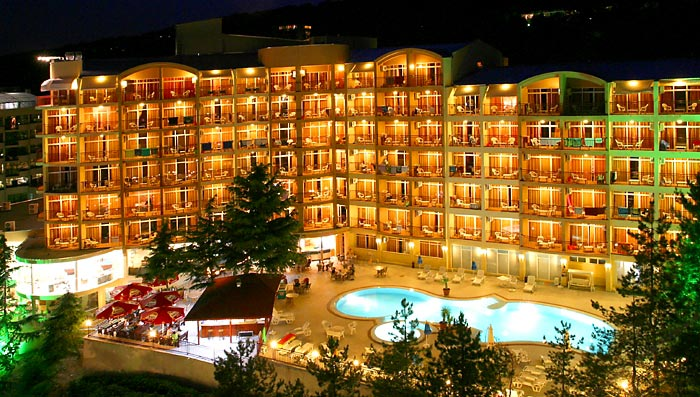 Hotel Luna Nisipurile de Aur Bulgaria Sejur Individual