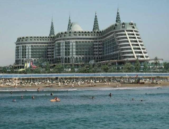 ANTALYA REVELION 2018 - DELPHIN IMPERIAL HOTEL 5* ULTRA ALL INCLUSIVE Charter Tarom,  TAXE INCLUSE!