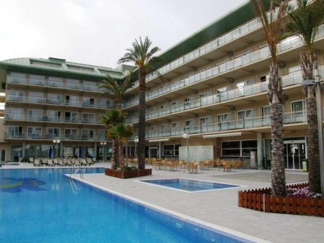 Hotel Caprici Verd Lloret de Mar Sejur Avion Timisoara