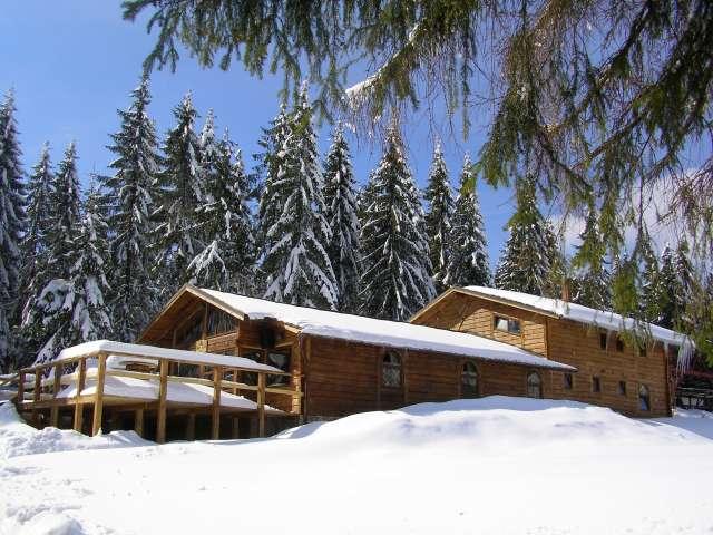 Cabana Mont Blanc