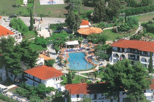 Отель Chrousso Village 4*, Халкидики (ном), Греция