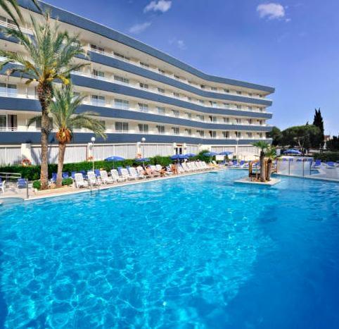 OFERTA LAST MINUTE 02 august !!! COSTA BRAVA Hotel  GHT AQUARIUM 4* plecare si in  09, 16 august