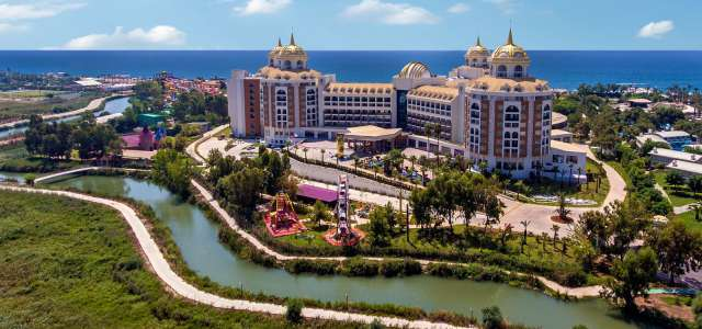 Delphin Be Grand Resort Lara