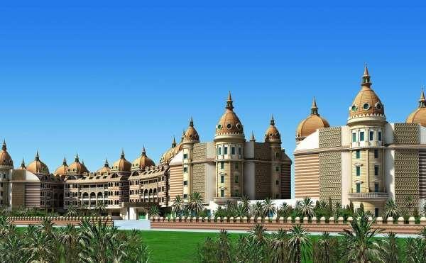 ROYAL ALHAMBRA PALACE 5 *  ULTRA ALL INCLUISVE , 7 NOPTI CAZARE , TRANSPORT AVION , TOATE TAXELE INCLUSE , ASIGURARE INCLUSA