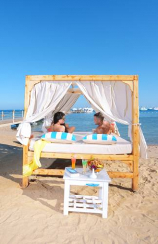 REVELION EGIPT Top Oferta - ALBATROS WHITE BEACH 5***** ALL INCLUSIVE Charter din BUCURESTI, TAXE INCLUSE!
