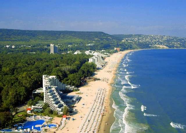 Hotel Laguna Beach Albena Sejur