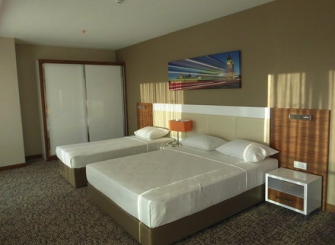 HOTEL WHITE CITY RESORT HOTEL  5* AI AVION SI TAXE INCLUSE TARIF 570 EUR