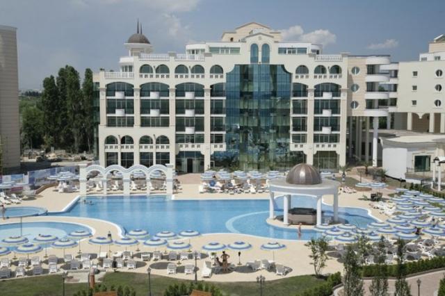 Thb Sunset Resort Hotel In Pomorie