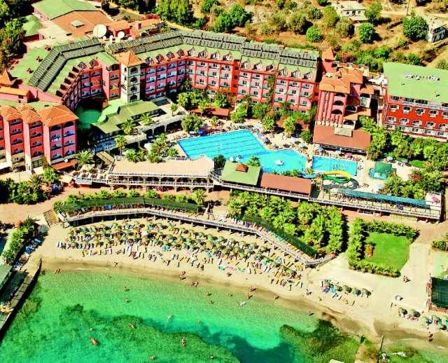 HOTEL   KEMAL BAY 5 *AI AVION SI TAXE INCLUSE TARIF 535 EUR