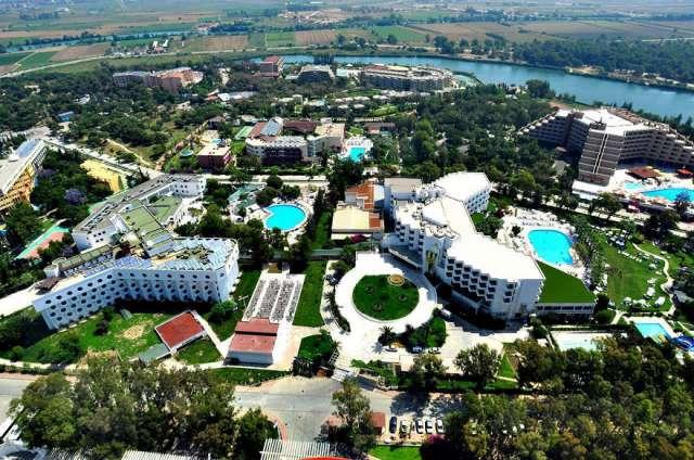 455 euro/pers- 2 copii 0-14,99 ani gratuitate la cazare 7N la Maritim Regency Hotel 5*AI- Side valabil 17,22,24 Iunie!