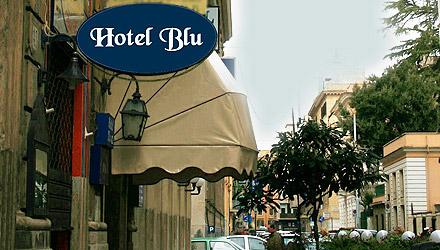 Oferta cazare Hotel Soggiorno Blu prin agentia Aristocrat Travel