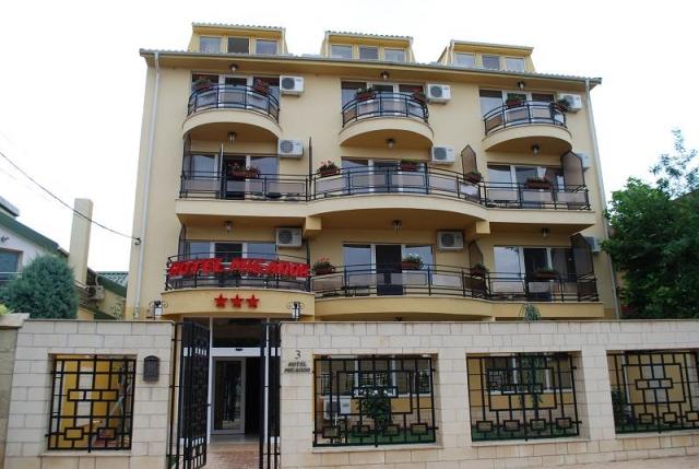 Hotel Migador Eforie Sud Sejur