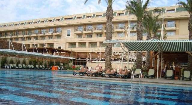 Hotel Crystal De Luxe Resort Kemer Turcia Sejur Avion Timisoara
