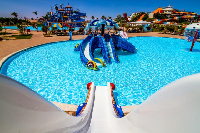 Vacanta copiilor in EGIPT avion Otopeni, pe 27 octombrie 2019 - Jaz Makadi Saraya Resort 5*, all incluisve - 867 euro/ pers