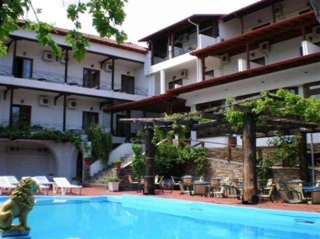 Aparthotel Balkan Hellas