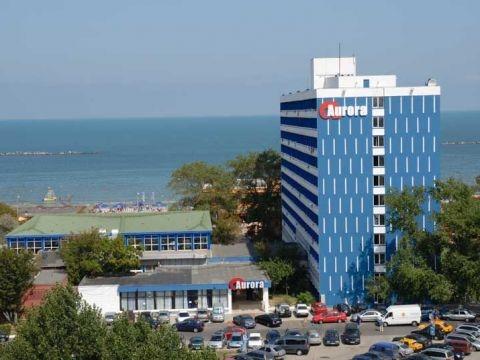 Mamaia Vara 2018, Hotel Delta si Hotel Aurora, tarif de la  lei/pers/5 nopti cazare fara masa, early booking aplicat pana la 31.03.2018