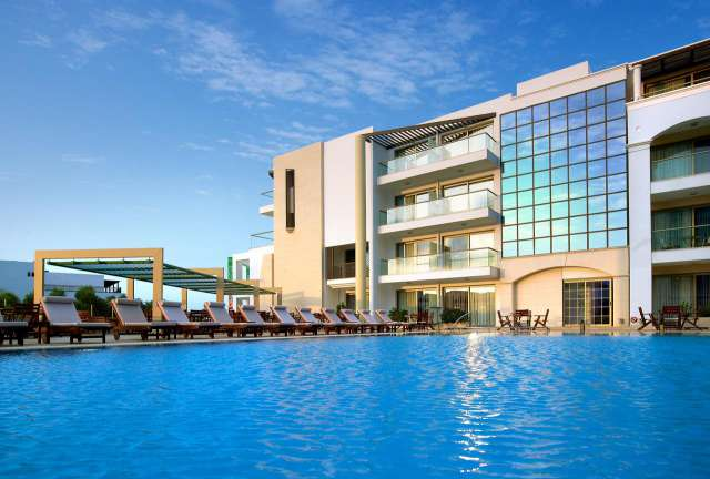 GRECIA - INSULA CRETA, HERAKLION - ALBATROS SPA RESORT 5* Demipensiune ! Charter direct, TAXE INCLUSE!