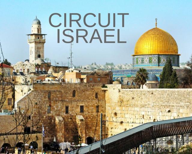 Circuit Israel 5 zile / 6 nopti