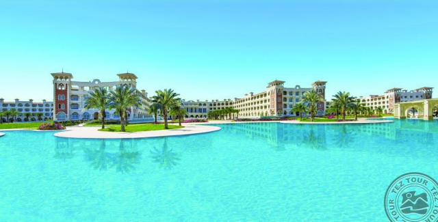 HURGHADA din BUCURESTI: BARON PALACE RESORT SAHL HASHESH 5*, la 1437€/loc in camera DBL.Avion,transfer si taxele incluse