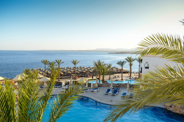 SUPER OFERTA SHARM EL SHEIKH din BUDAPESTA: RED SEA SHARM PLAZA 4*, la 673 €/persoana. Totate taxele incluse