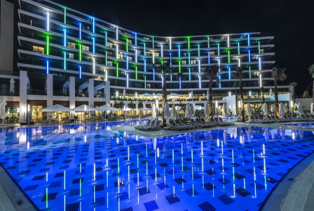 ANTALYA Deals - WIND OF LARA HOTEL 5* ULTRA ALL INCLUSIVE LAST MINUTE! Charter Tarom, Toate Taxele Incluse!