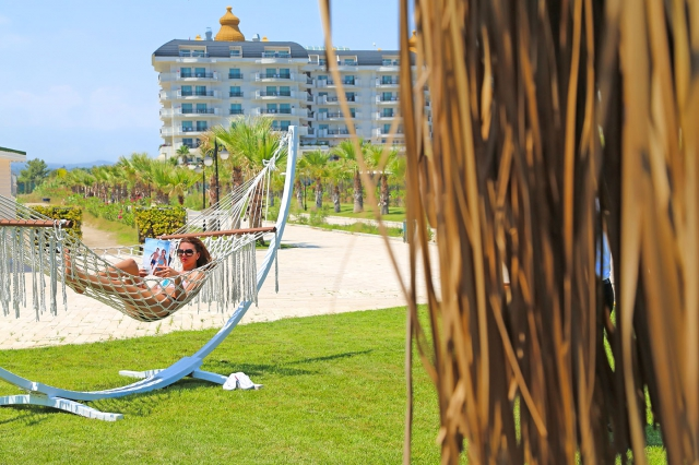 ANTALYA Deals - HEAVEN BEACH RESORT & SPA - ADULTS ONLY 5* Ultra All Inclusive! Charter Tarom Toate Taxele Incluse!