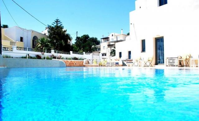 OFERTA LAST MINUTE 23 iulie !!! SANTORINI Hotel OLYMPIC 4* plecare si in  06 ,13, 20 august