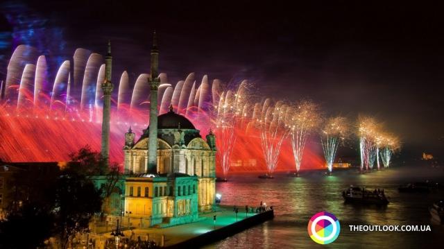 REVELION 4**** LA ISTANBUL