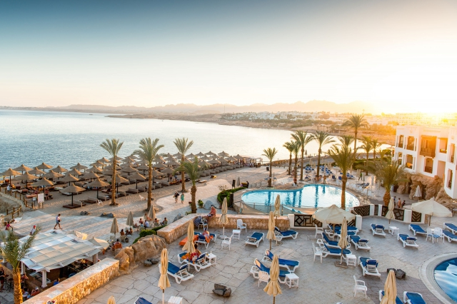 Superoferta din CLUJ la Sharm Plaza 4*/All Inclusive, bilet avion, taxe incluse la 497€/loc in DBL
