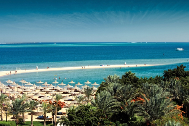 SUPER OFERTA HURGHADA din BUDAPESTA: RED SEA SIVA GRAND BEACH 4*, la 425 €/persoana. Totate taxele incluse