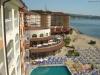 Oferta Speciala Bulgaria OBZOR! Hotel Sol Luna Bay 4* pe plaja / 157 euro/ pers/ 5 nopti cu All Inclusive, cazare in STUDIO