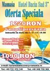Oferta Speciala - Topim Preturile la Hotel Dacia Sud 3* statiunea Mamaia