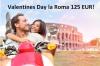 Valentines Day la Roma, 3 nopti / 4 zile, hotel 3* cu mic dejun inclus si transport DIRECT avion din Bucuresti cu bagaj inclus!